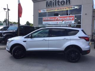Used 2019 Ford Escape TITANIUM 4WD|LEATHER|NAV|POWER SUNROOF for sale in Milton, ON