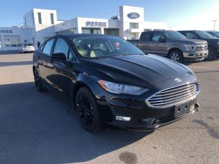 New 2020 Ford Fusion SE FWD for sale in Kingston, ON