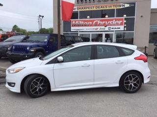 Used 2015 Ford Focus SE|BACK UP CAMERA|WHEELS for sale in Milton, ON