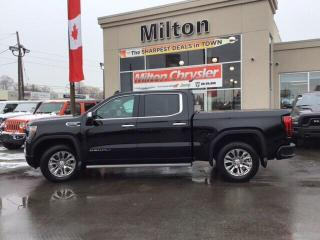 Used 2020 GMC Sierra 1500 CREW DENALI 4X4|NAVIGATION|LEATHER|SUNROOF|TRAILER for sale in Milton, ON