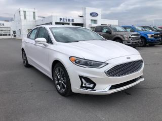 New 2020 Ford Fusion Hybrid Titanium for sale in Kingston, ON