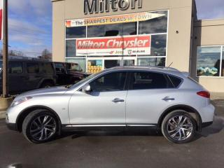 Used 2016 Infiniti QX50 AWD LEATHER SUNROOF NAVIGATION 360 CAMERA for sale in Milton, ON