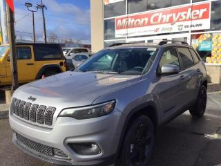Used 2019 Jeep Cherokee ALTITUDE 4X4 / V6 / TOW PGK / BLIND SPOT DETECTION for sale in Milton, ON