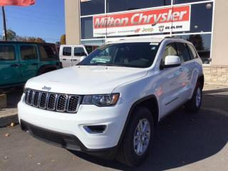 Used 2020 Jeep Grand Cherokee LAREDO 4X4 / POWER SEAT / BACK UP CAM / APPLE CARP for sale in Milton, ON