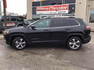 Used 2019 Jeep Cherokee LIMITED FWD|8.4 TOUCHSCREEN|REMOTE START for sale in Milton, ON