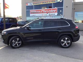 Used 2019 Jeep Cherokee LIMITED|8.4
