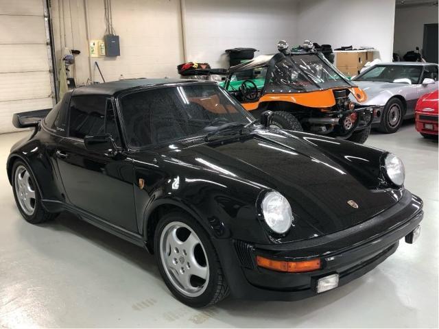 1980 Porsche 911 SC Targa with Wide Body