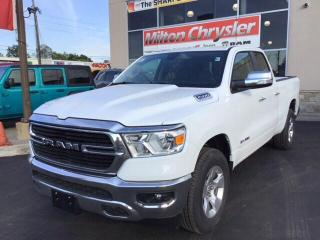 Used 2019 RAM 1500 BIG HORN 4X4 / REMOTE START / HITCH for sale in Milton, ON