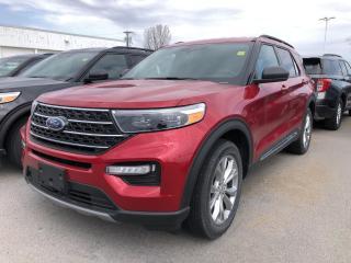 New 2020 Ford Explorer XLT for sale in Kingston, ON