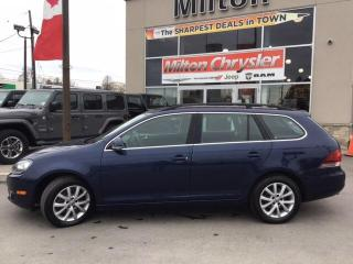 Used 2013 Volkswagen Golf Sportwagen 2.0 TDI Highline (A6) for sale in Milton, ON