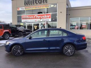 Used 2013 Volkswagen Jetta 2.0 TDI HIGHLINE|LEATHER|NAVIGATION|SUNROOF for sale in Milton, ON