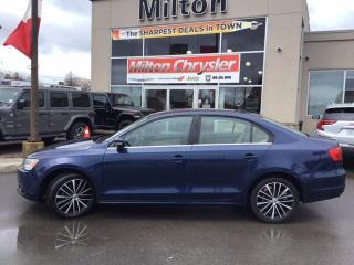 Used 2013 Volkswagen Jetta 2.0 TDI Highline|Leather|Bluetooth|Sunroof|Heated for sale in Milton, ON