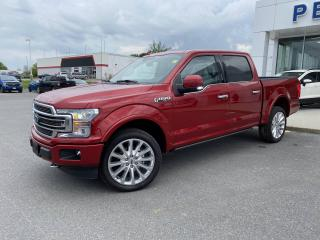 New 2020 Ford F-150 Limited  for sale in Kingston, ON
