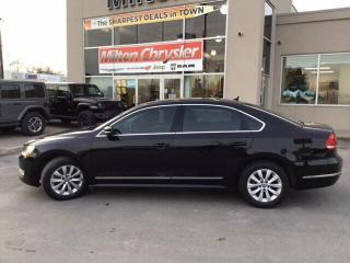 Used 2014 Volkswagen Passat 2.0 TDI Trendline for sale in Milton, ON
