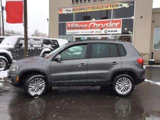 Used 2016 Volkswagen Tiguan Special Edition|Back Up Cam|Bluetooth|Heated Seats for sale in Milton, ON