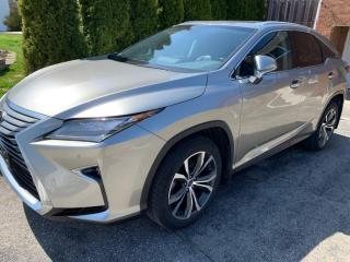 Used 2018 Lexus RX 350 2017 Lexus RX 350 - Leather Seats - Bluetooth for sale in Brampton, ON