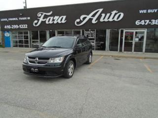 Used 2012 Dodge Journey FWD SE for sale in Scarborough, ON