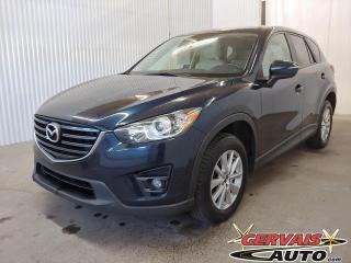 Used 2016 Mazda CX-5 GS Luxe AWD GPS Cuir Toit Ouvrant Mags Bluetooth *Traction intégrale* for sale in Trois-Rivières, QC
