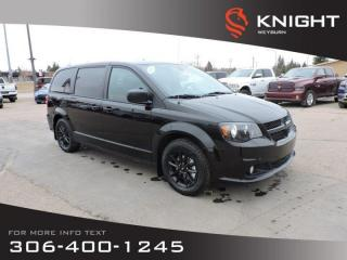 New 2020 Dodge Grand Caravan SXT Premium Plus | DVD | Remote Start | Back-up Camera | Bluetooth | Power liftgate for sale in Weyburn, SK