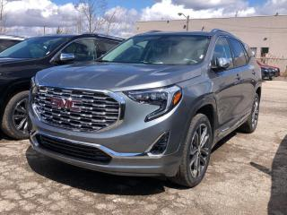 New 2020 GMC Terrain Denali for sale in Markham, ON