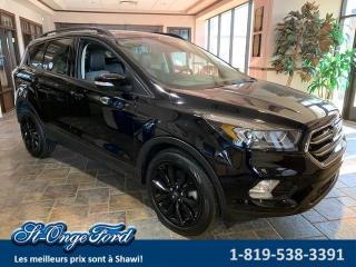 Used 2018 Ford Escape Titanium 4x4 for sale in Shawinigan, QC
