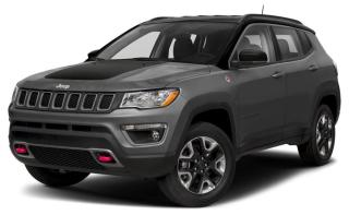 New 2020 Jeep Compass Trailhawk for sale in Surrey, BC