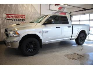 Used 2017 RAM 1500 OUTDOORSMAN for sale in Lévis, QC
