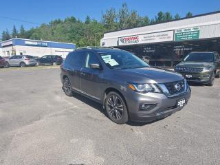 Used 2018 Nissan Pathfinder Platinum for sale in Greater Sudbury, ON