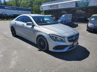 Used 2018 Mercedes-Benz CLA-Class 250 CLA250 AWD AMG PKG for sale in Greater Sudbury, ON