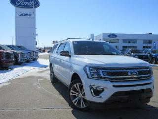 New 2020 Ford Expedition King Ranch?? MAX for sale in Lacombe, AB