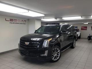 New 2020 Cadillac Escalade ESV Premium Luxury -  Navigation for sale in Burlington, ON