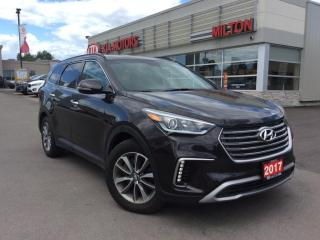 Used 2017 Hyundai Santa Fe XL for sale in Milton, ON