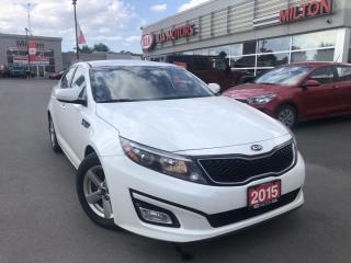 Used 2015 Kia Optima Lx Lx for sale in Milton, ON