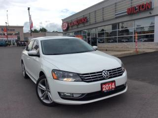 Used 2014 Volkswagen Passat 2.0 TDI Comfortline for sale in Milton, ON