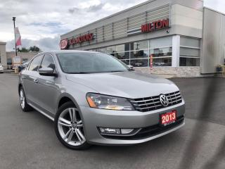 Used 2013 Volkswagen Passat 2.0 TDI Highline for sale in Milton, ON