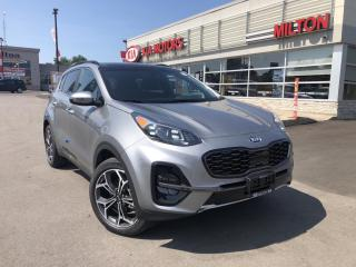 Used 2020 Kia Sportage SX TURBO AWD for sale in Milton, ON