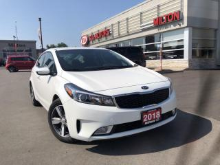 Used 2018 Kia Forte EX for sale in Milton, ON