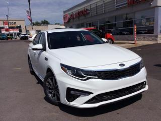 Used 2020 Kia Optima EX for sale in Milton, ON