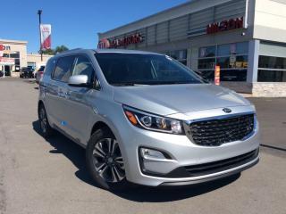 New 2020 Kia Sedona SX for sale in Milton, ON