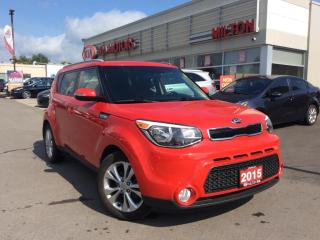 Used 2015 Kia Soul EX for sale in Milton, ON