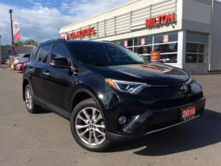 Used 2016 Toyota RAV4 LIMITED  for sale in Milton, ON