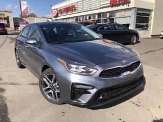 New 2020 Kia Forte EX+ for sale in Milton, ON