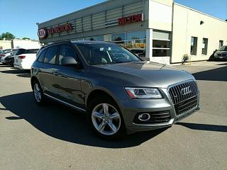 Used 2016 Audi Q5 2.0T Komfort for sale in Milton, ON