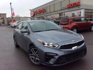 New 2020 Kia Forte EX+ for sale in Milton, ON
