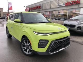 New 2020 Kia Soul EX Limited for sale in Milton, ON