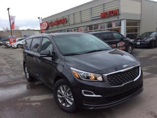 New 2020 Kia Sedona LX for sale in Milton, ON
