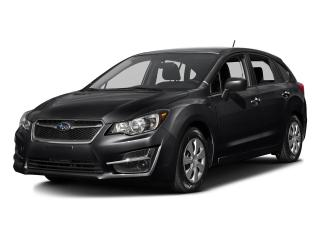Used 2016 Subaru Impreza 5dr HB CVT 2.0i w-Touring Pkg for sale in Gatineau, QC