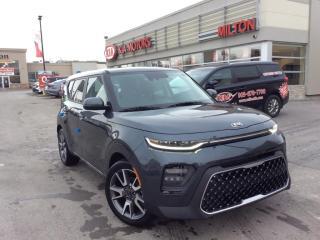 New 2020 Kia Soul EX PREMIUM for sale in Milton, ON