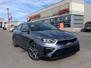 New 2020 Kia Forte EX Premium for sale in Milton, ON