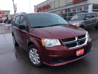 Used 2017 Dodge Grand Caravan CVP/SXT for sale in Milton, ON